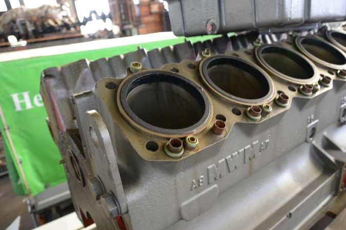 MWM Ersatzteilliste Motor Dieselmotor TD 208-4 und TD 208-6